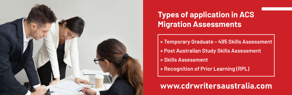 types of ACS Migration Assessments