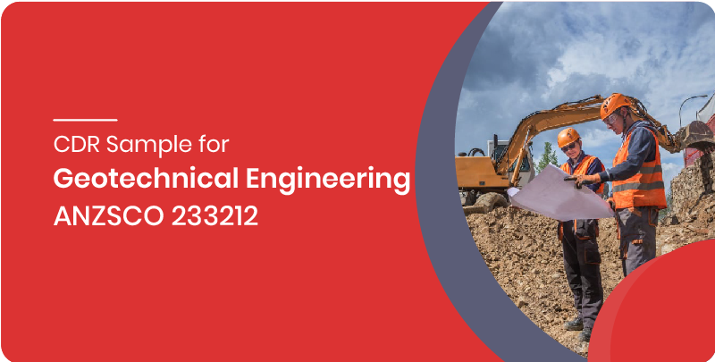 cdr sample geotechnical engineering