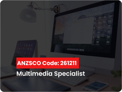 ANZSCO code for Multimedia Specialist