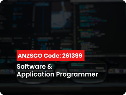 ANZSCO code for software and application programmer