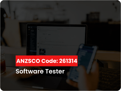 ANZSCO code for software tester
