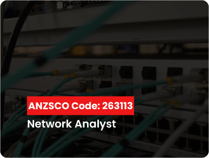 ANZSCO code for network analyst