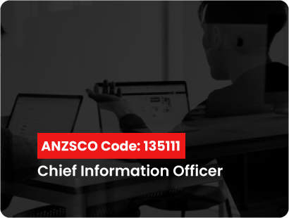 ANZSCO code for chief information officer