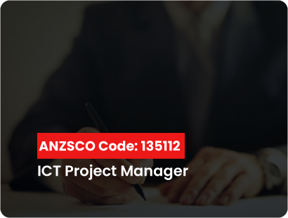 ANZSCO code for ict project manager
