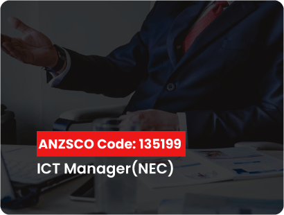 ANZSCO code for ict manager (nec)