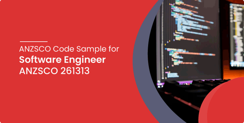 ANZSCO code sample for Software Engineer