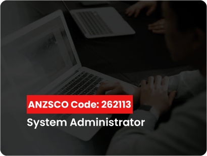 ANZSCO code for System administrator