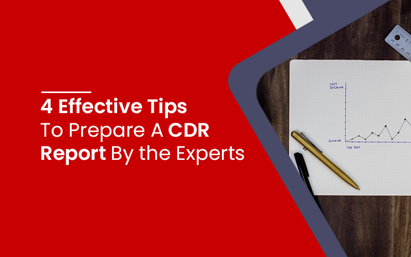 Tips To Prepare A CDR Report