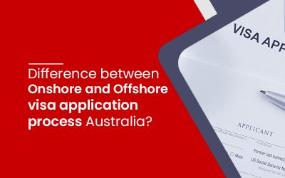Onshore and Offshore visa application process Australia