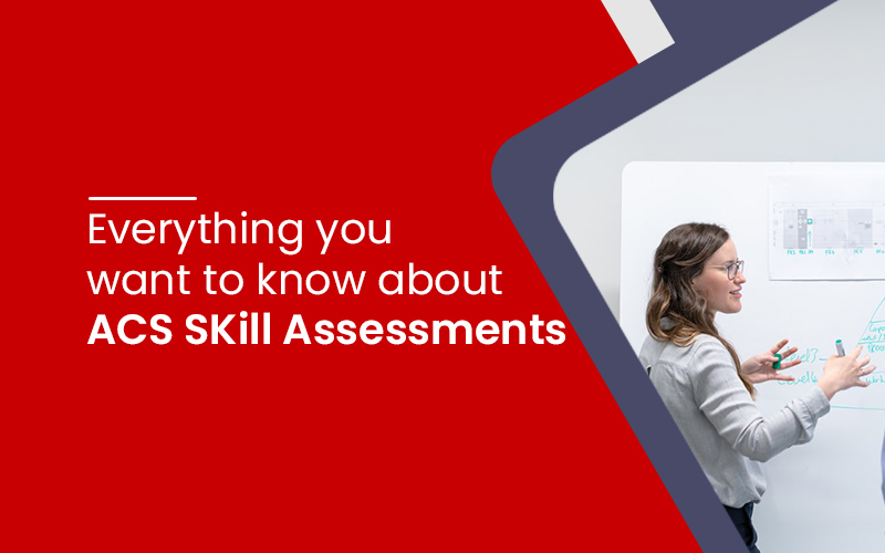 Everything you want to know about ACS SKill Assessments