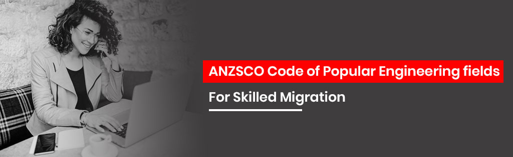 ANZSCO Code of Engineering fields