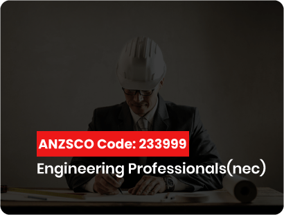 Engineering professionals(nec)