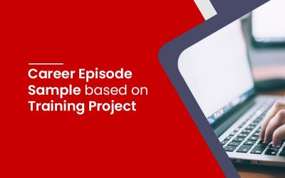 Career Episode based on training project