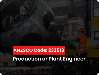 Production or Plant Engineer
