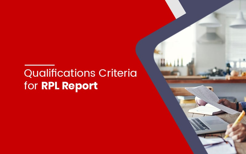 Qualification Criteria for RPL Report