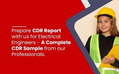 CDR Report Format for Electrical Engineers
