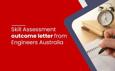 Skill Assessment Outcome Letter from Engineers Australia