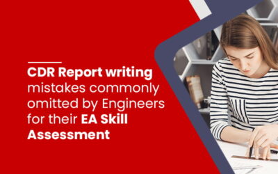CDR report writing mistakes omitted by Engineers