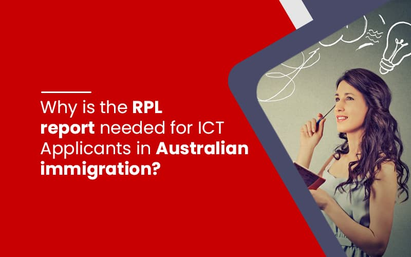 ACS RPL report for ICT Applicants in Australian immigration